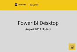 Check what's new in the latest Power BI Desktop update
